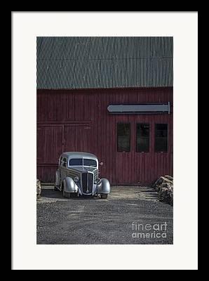 Custom Auto Framed Prints