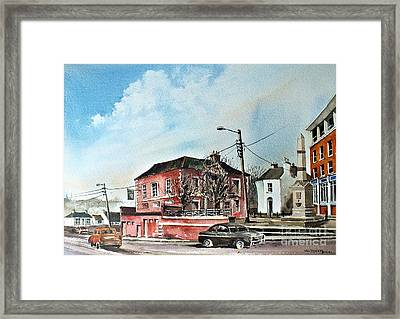 Old Courthouse Bray Wicklow Framed Print