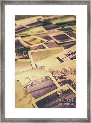Old Faded Film Photography Framed Print by Jorgo Photography - Wall Art Gallery