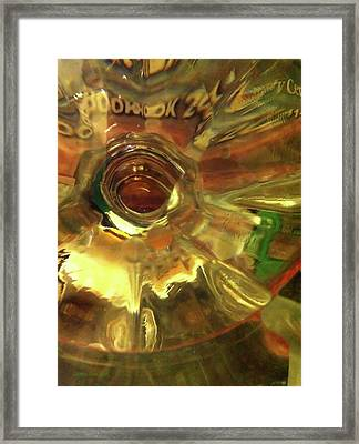 Old Fashioned Framed Print by Donna Blackhall