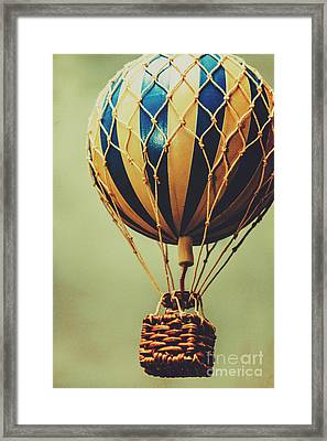 Old-fashioned Exploration Framed Print by Jorgo Photography - Wall Art Gallery