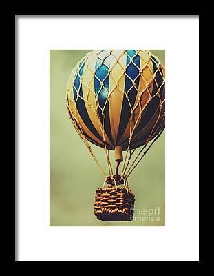 Inflatable Framed Prints