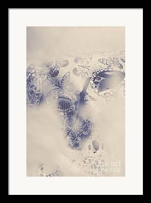 Frock Framed Prints