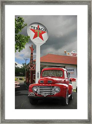 Framed Print featuring the photograph Old Guys Rule by Lori Deiter
