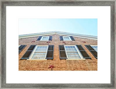 Old Hentucky Home  Framed Print