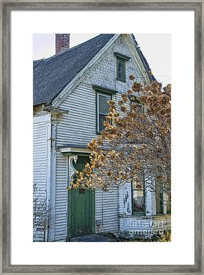 Old Home Framed Print