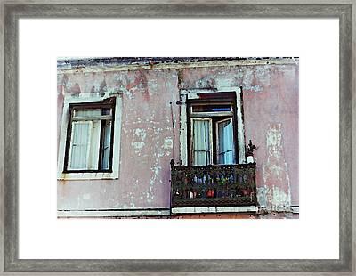 Old Lisboa Framed Print by Sarah Loft