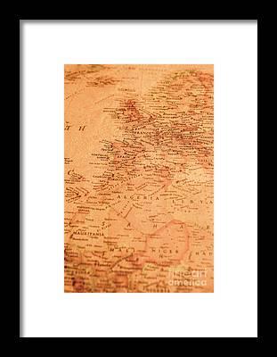 North Africa Framed Prints