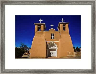 Old Master Framed Print by Jon Burch Photography