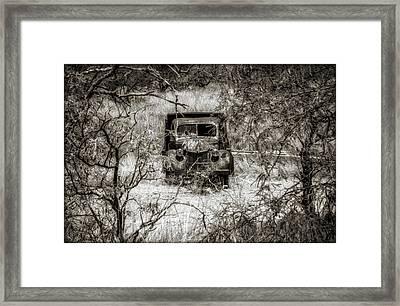 Old N Forgotten Framed Print
