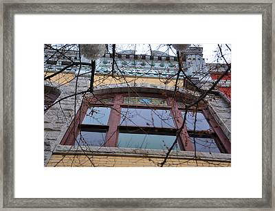 Old National Bank Framed Print by Jan Amiss Photography