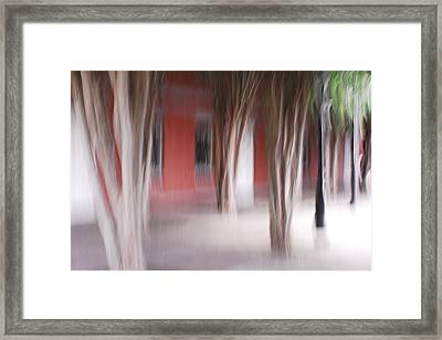 Old New Orleans Mint Framed Print by Wayne Archer