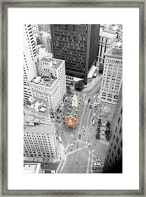 Old State House Framed Print by Greg Fortier