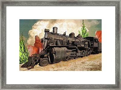 Old Number 811 Framed Print by L Wright