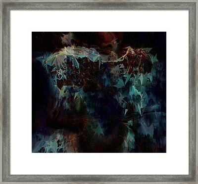 Old One Framed Print by Vadim Epstein