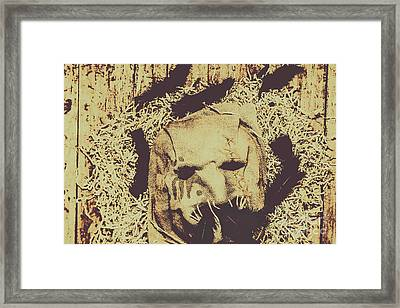 Old Outback Horrors Framed Print by Jorgo Photography - Wall Art Gallery