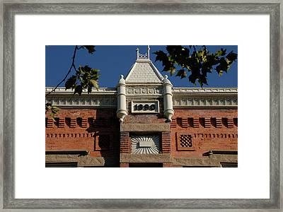 Old Provo  Framed Print by David Lee Thompson