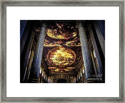 Old Royal Naval College 1 Framed Print by Lexa Harpell