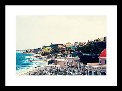 Puerto Framed Prints