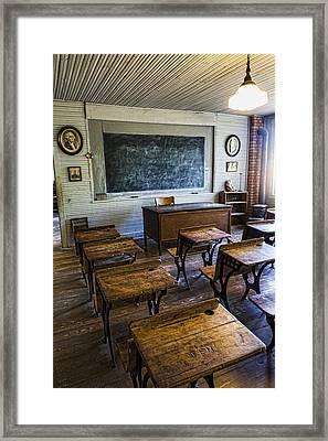 Old School Framed Print by Stephen Stookey