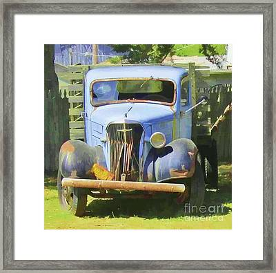 Old Soul #1 Framed Print