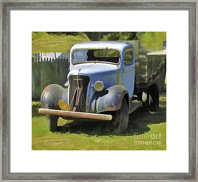 Old Soul #2 Framed Print