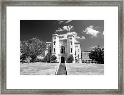 Old State Capital Framed Print by Scott Pellegrin