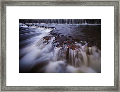 Old Stone Fort Reservoir Framed Print