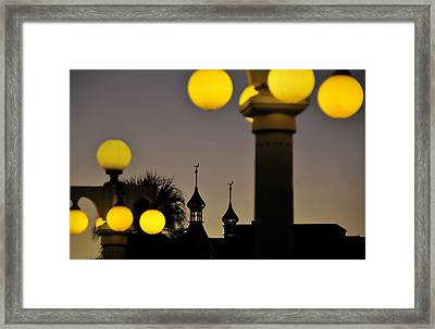 Old Tampa Framed Print by David Lee Thompson