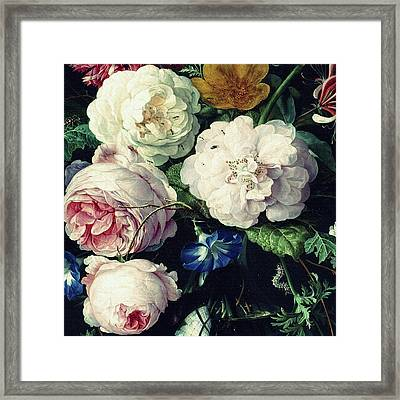 Old Time Botanical Framed Print