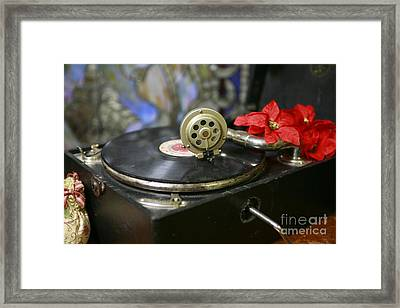 Framed Print featuring the photograph Old Time Photo by Lori Mellen-Pagliaro