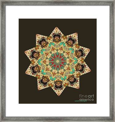 Old Times Framed Print by Sandra Gallegos