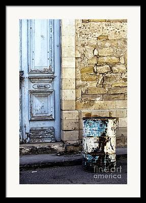 Cypriotic Framed Prints