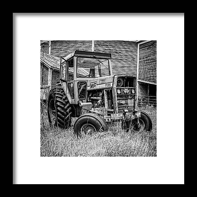 Rural Scenes Framed Prints