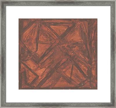Oldbarn Framed Print by Ana Aguiar