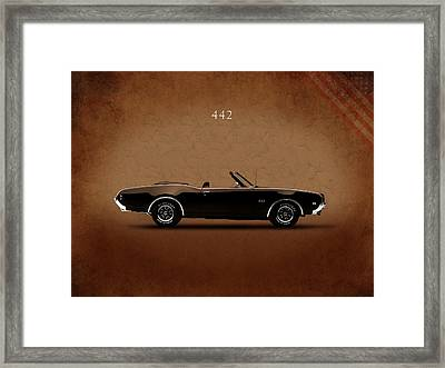 Oldsmobile 442 Framed Print