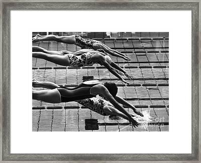 Olympic Games, 1972 Framed Print