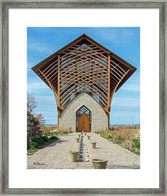 Omaha Holy Family Shrine Framed Print
