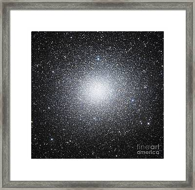 Omega Centauri Or Ngc 5139 Framed Print by Robert Gendler