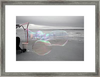 Omerta 20170101 Framed Print by Betsy Knapp