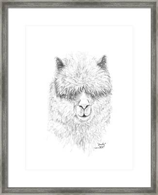 Omily Framed Print