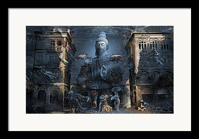 Multidimensional Framed Prints