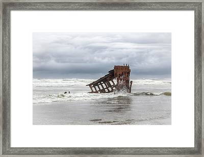 On A Day Like This Framed Print by Kristina Rinell