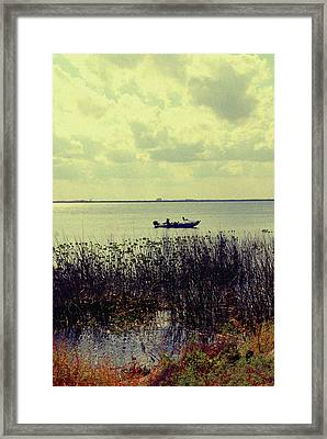 On A Sunny Sunday Afternoon Framed Print by Susanne Van Hulst
