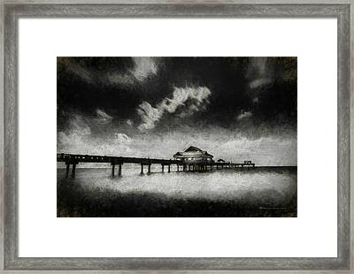On Any Summer Day Framed Print by Marvin Spates