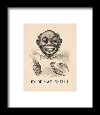 Hells Kitchen Framed Prints
