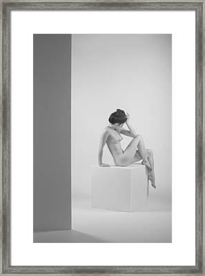 On Display Framed Print by Jae
