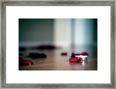 On Nature, Tragedy, And Beauty II Framed Print