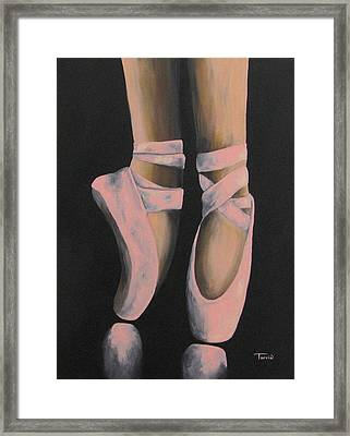On Point IIi Framed Print by Torrie Smiley