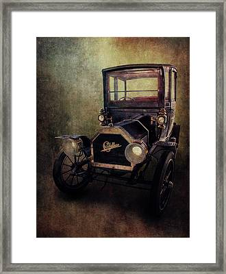 On The Day Before Yesterday Framed Print
